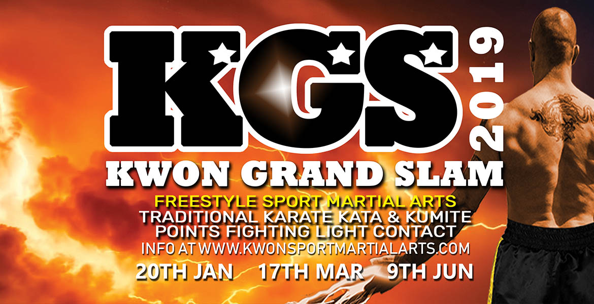 Kickboxing Championship in the West Midlands - Karate Championship - Martial Arts Event