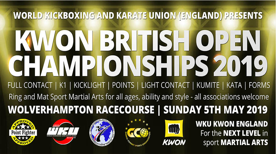 British Open Kickboxing Karate Championship